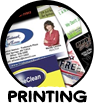 business cards, brochures, flyers, fliers, printing