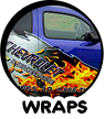 car wraps, boat wraps, truck wraps, race car wraps